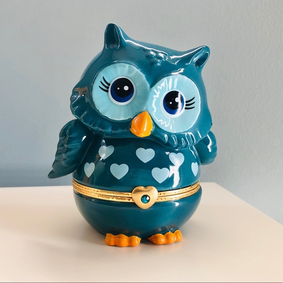 Bradford Exchange Granddaughter Owl Always Love